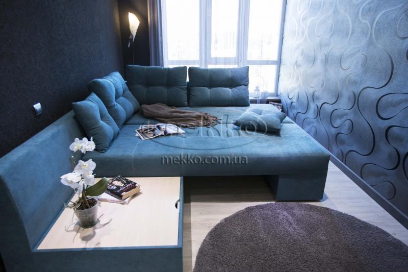 Кутовий диван з поворотним механізмом (Mercury) Меркурій ф-ка Мекко (Ортопедичний) - 3000*2150мм  Ужгород-4
