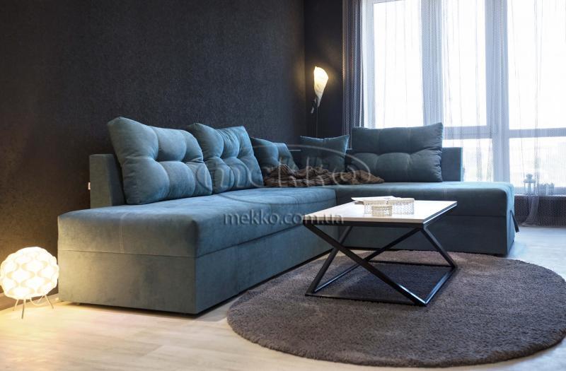 Кутовий диван з поворотним механізмом (Mercury) Меркурій ф-ка Мекко (Ортопедичний) - 3000*2150мм  Ужгород