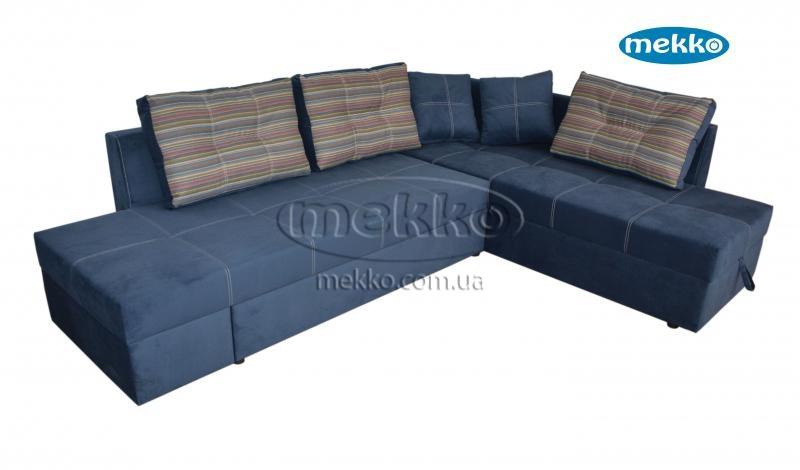 Кутовий диван з поворотним механізмом (Mercury) Меркурій ф-ка Мекко (Ортопедичний) - 3000*2150мм  Ужгород-13