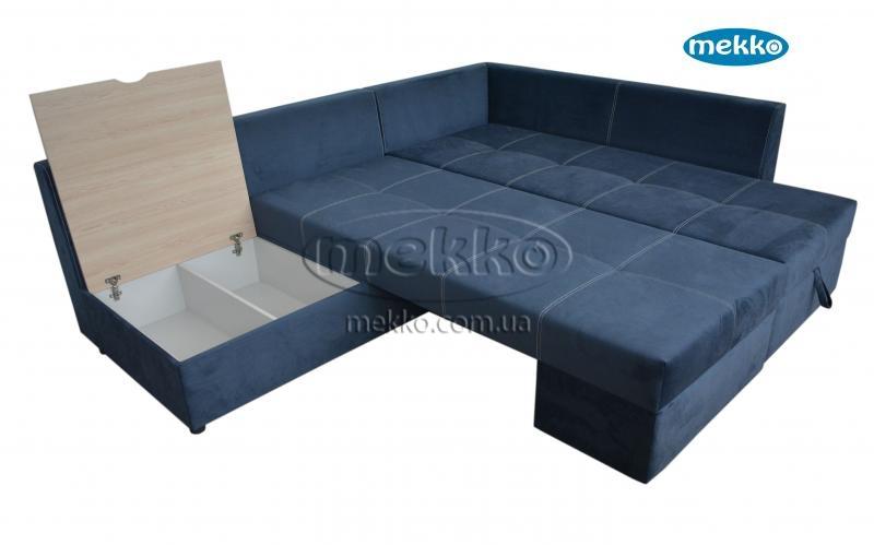 Кутовий диван з поворотним механізмом (Mercury) Меркурій ф-ка Мекко (Ортопедичний) - 3000*2150мм  Ужгород-19