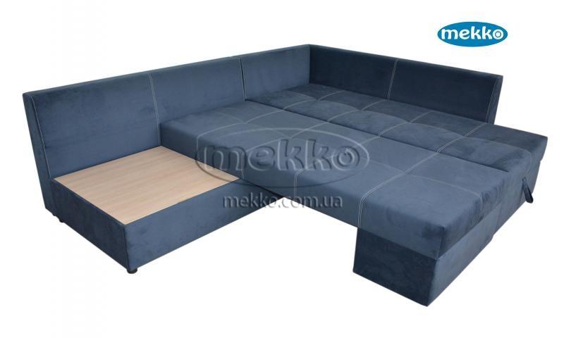 Кутовий диван з поворотним механізмом (Mercury) Меркурій ф-ка Мекко (Ортопедичний) - 3000*2150мм  Ужгород-16
