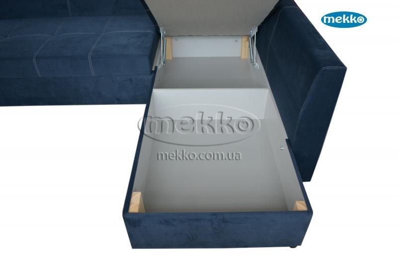 Кутовий диван з поворотним механізмом (Mercury) Меркурій ф-ка Мекко (Ортопедичний) - 3000*2150мм  Ужгород-20