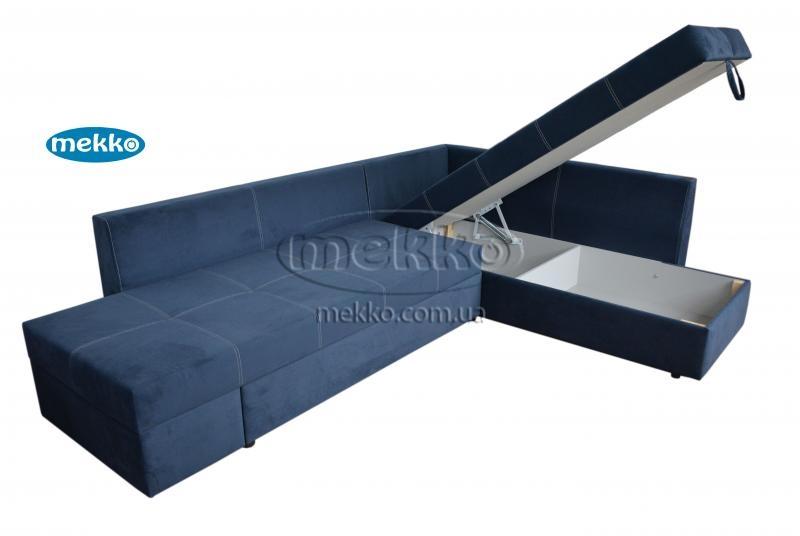 Кутовий диван з поворотним механізмом (Mercury) Меркурій ф-ка Мекко (Ортопедичний) - 3000*2150мм  Ужгород-14