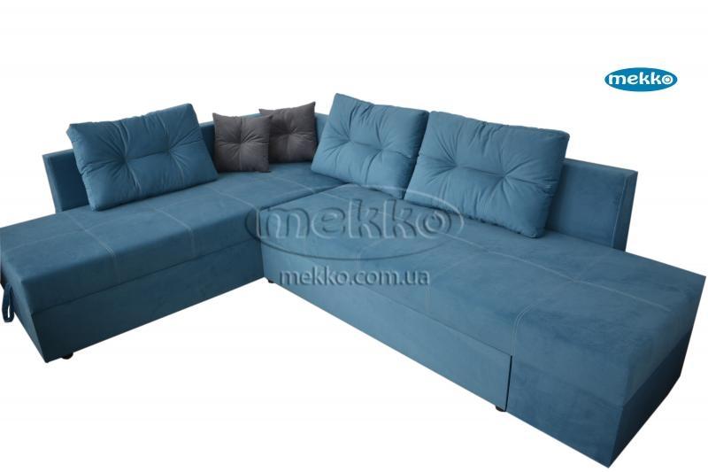 Кутовий диван з поворотним механізмом (Mercury) Меркурій ф-ка Мекко (Ортопедичний) - 3000*2150мм  Ужгород-10