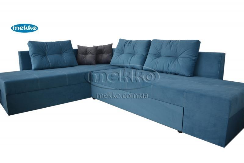 Кутовий диван з поворотним механізмом (Mercury) Меркурій ф-ка Мекко (Ортопедичний) - 3000*2150мм  Ужгород-11