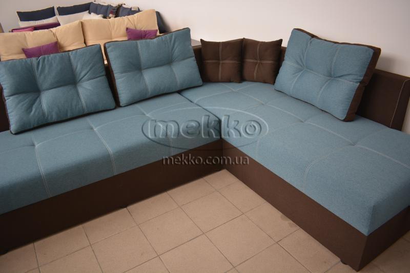 Кутовий диван з поворотним механізмом (Mercury) Меркурій ф-ка Мекко (Ортопедичний) - 3000*2150мм  Ужгород-8
