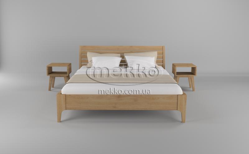 Ліжко Вайде (масив бука /масив дуба) T.Q.Project  Ужгород-5